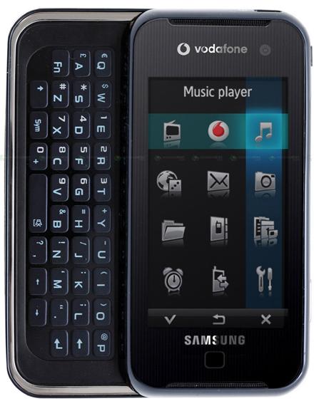 Samsung SGH-F700 становиться официальным