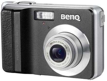 BenQ представила 8Мп камеру C840