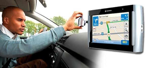 GPS навигатор S70