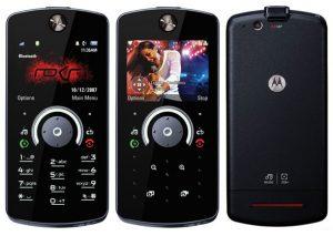 Новый телефон Moto ROKR E8 от Motorola