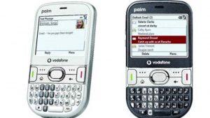 Смартфон Palm Treo 500v теперь официально запущен