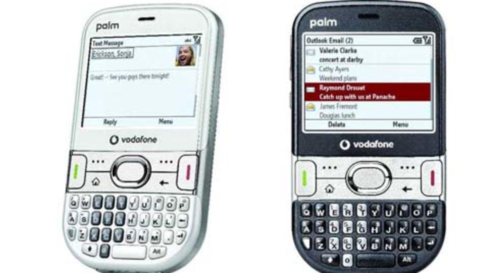 смартфон Treo 500v