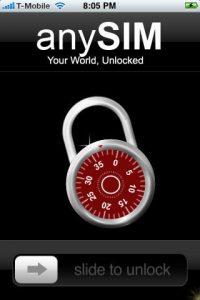 AnySIM — программа для разблокировки iPhone