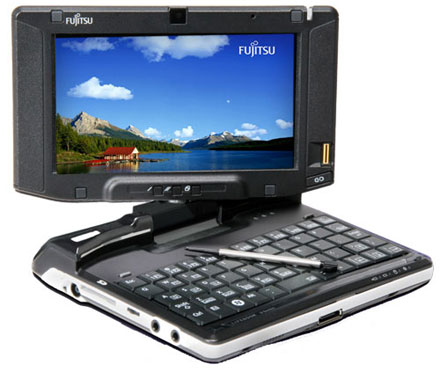 Обзор Fujitsu LifeBook U810
