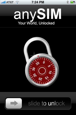 AnySIM программа для разблокировки iPhone
