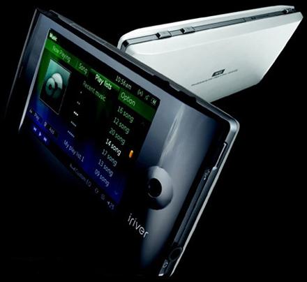 Мультимедийный плеер iRiver W10 WiFi ожидается в ноябре