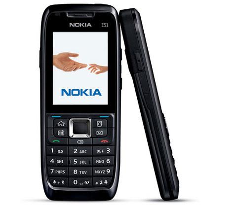 Nokia анонсирует бизнес-ориентированный смартфон E51