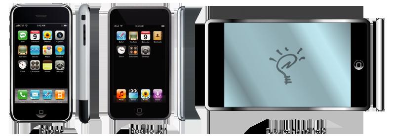Возрождение Newton - КПК от Apple
