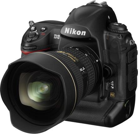 Детальный обзор Nikon D3