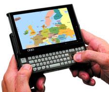 Британская фирма OQO представила свой первый UMPC - Model e2