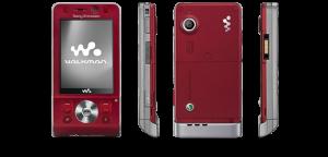 FCC утвердила Sony Ericsson W910i