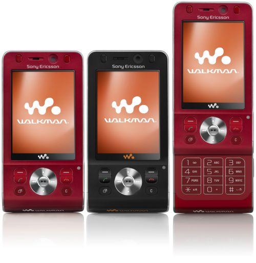 Камерофоны Cyber-shot модели W910 и K850 компании Sony Ericsson
