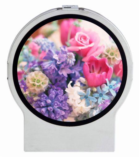 Дисплей Toshiba/Matsushita в форме-круга
