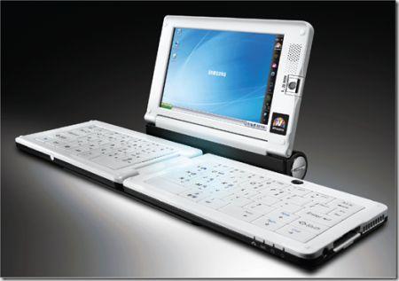 Спецификация нового UMPC Samsung SPH-P9200