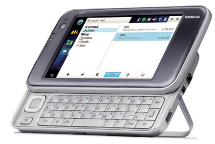 Nokia N810 становиться официальным