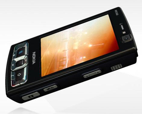 мировые поставки Nokia N95 8Gb