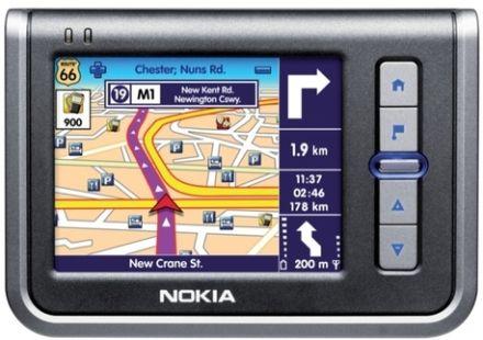 Nokia покупает NAVTEQ