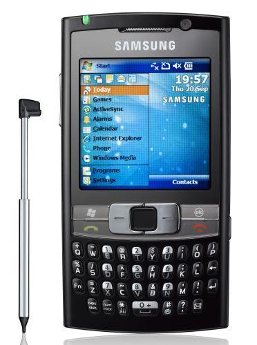 Samsung представила GPS-оборудованный смартфон i780