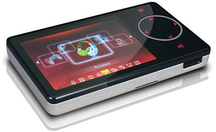 MP3-плеер DIGMA DS2410 с сенсорным управлением