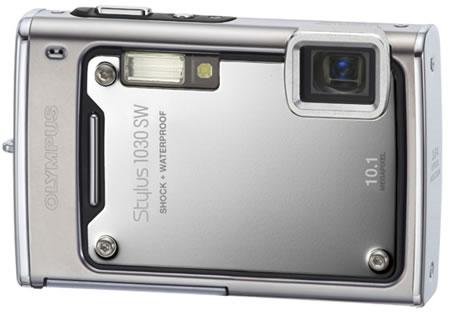 Цифровая камера Stylus 1030SW от Olympus стала водо- и морозоустойчивой