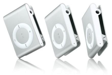 Apple выпустила новый 2GB iPod за 69 $
