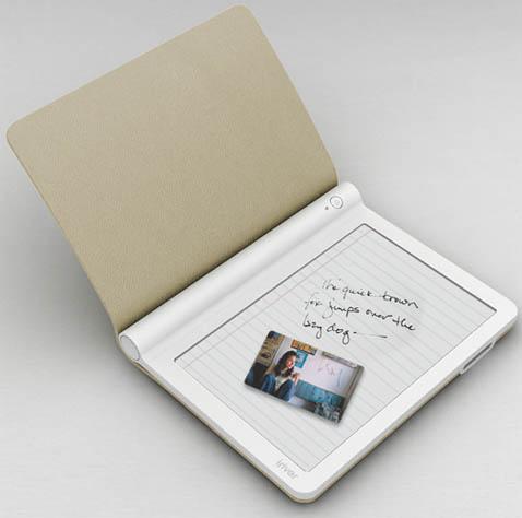 Iriver E-book теперь делает заметки