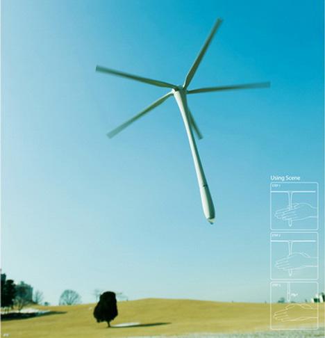 Tsunho Wang: камера, которая летает