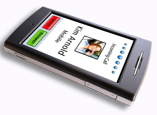 Garmin выпускает телефон с GPS