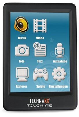 Technaxx TouchMe - сенсорный КПК