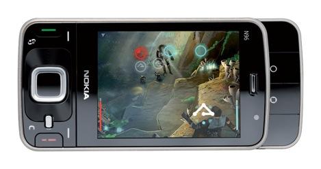 Официальный релиз телефона Nokia N96