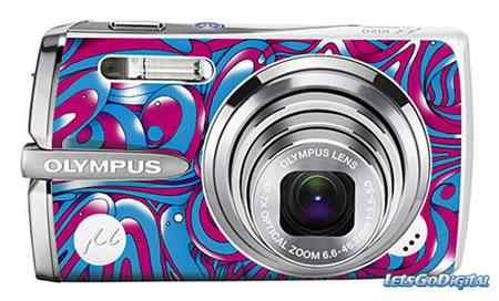 камера Olympus Mju 1020
