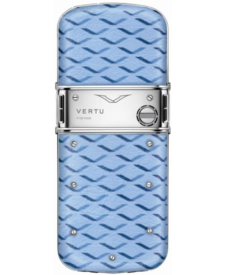 Роскошные монограммы для телефонов Vertu в честь празднования их десятилетия