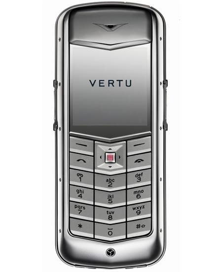 Роскошный телефон Vertu Luis Vuitton от Nokia