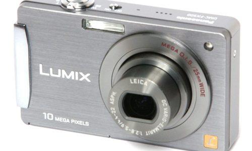 LUMIX FX500