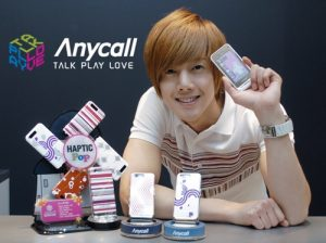 AnyCall Haptic от  Samsung