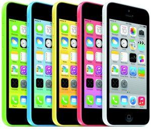 iPhone 5S и 5С: облавы слухов