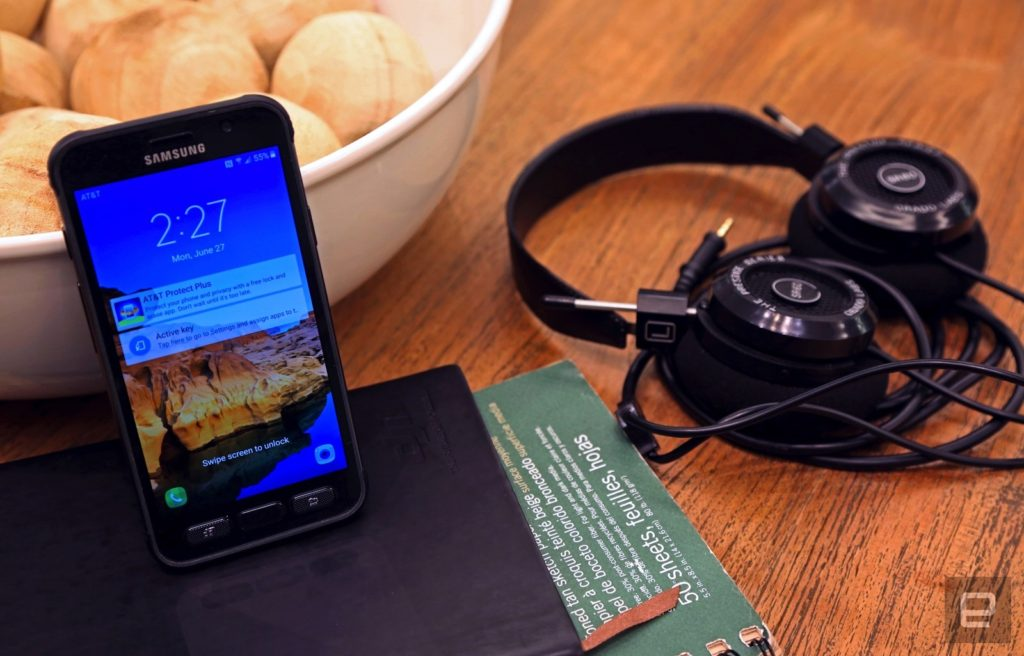 Galaxy S7 Active overview