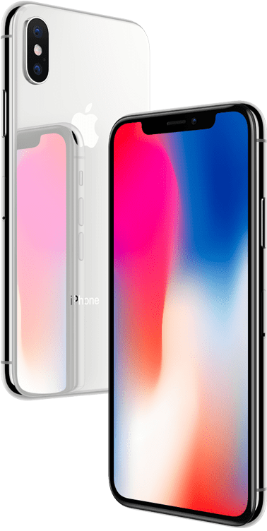 iPhone X стильный дизайн