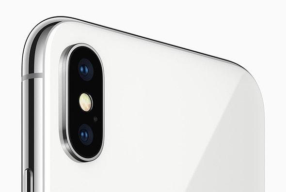 задняя камера iPhone X