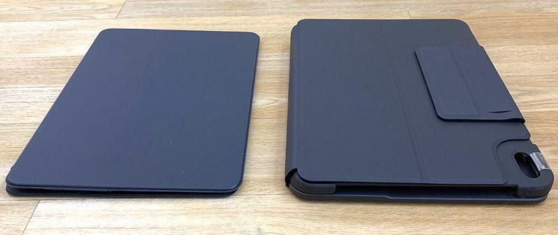 сложенный Slim Folio Pro