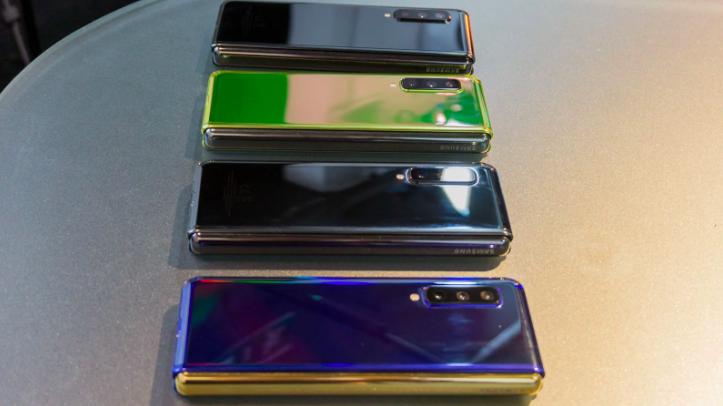 новый телефон samsung