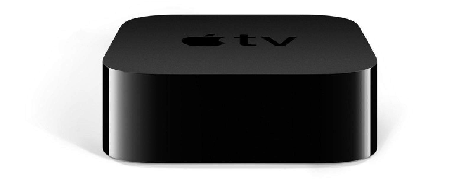 4K эппл ТВ