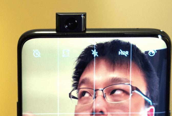 камера OnePlus Pro 7