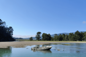 снимок озера