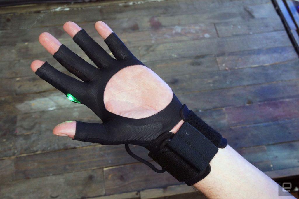 умные перчатки Mi.Mu