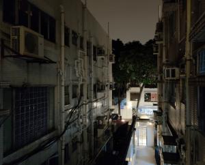 вечрнее фото улицы