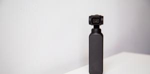 DJI Osmo Pocket: видеокамера будущего!