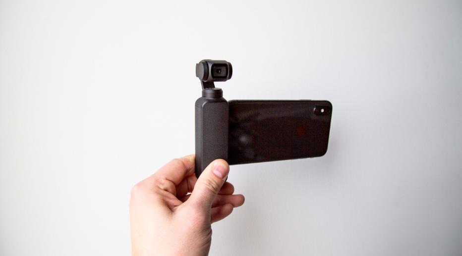 видеокамера DJI Osmo