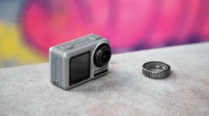 DJI создал клон камеры GoPro — Osmo Action