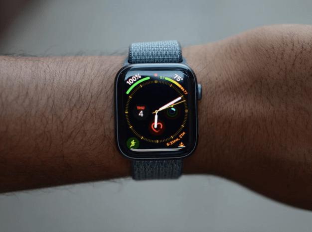 часы apple серии 4